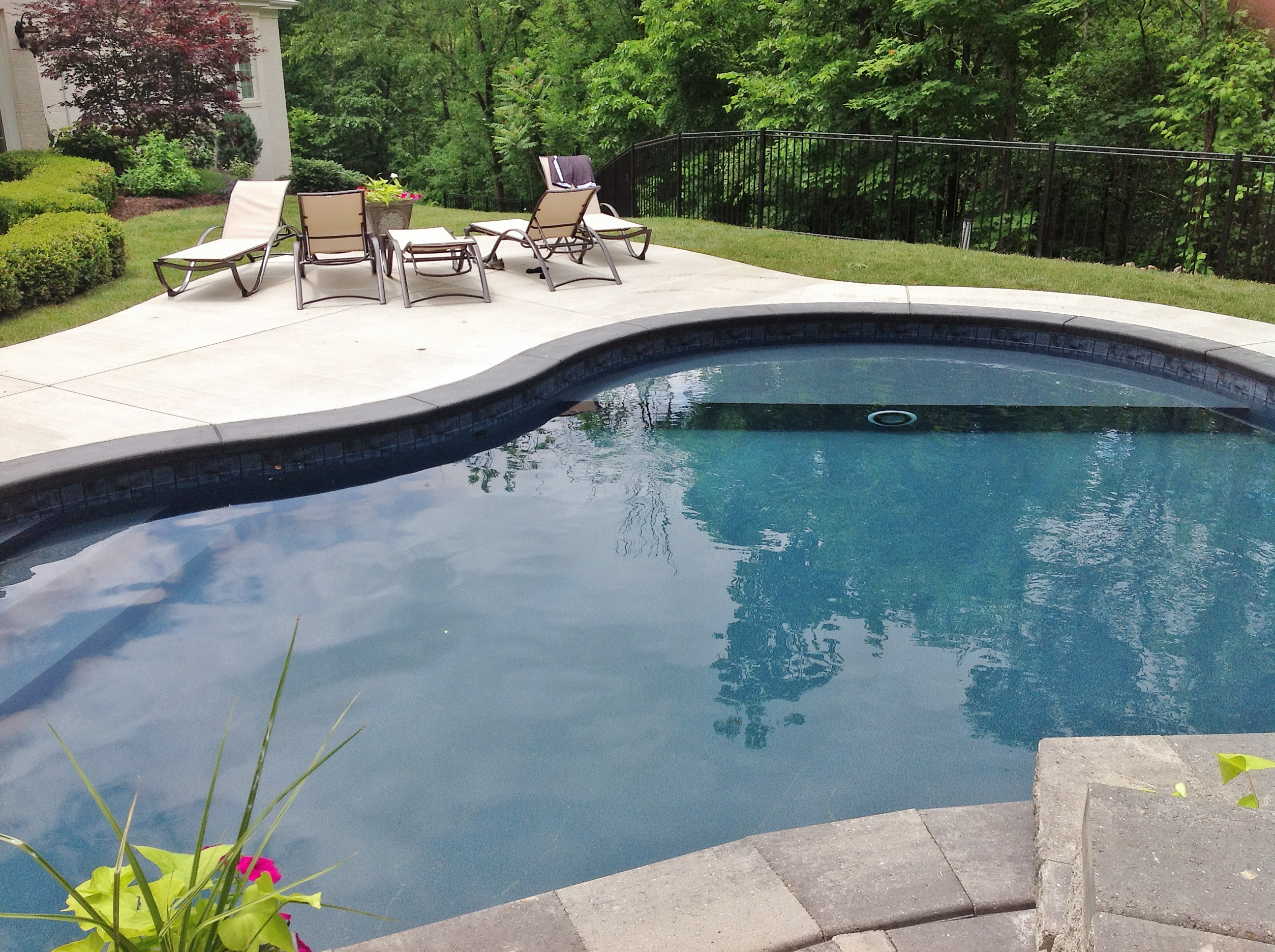 pool designs mcmurray pa emejing pool designs mcmurray