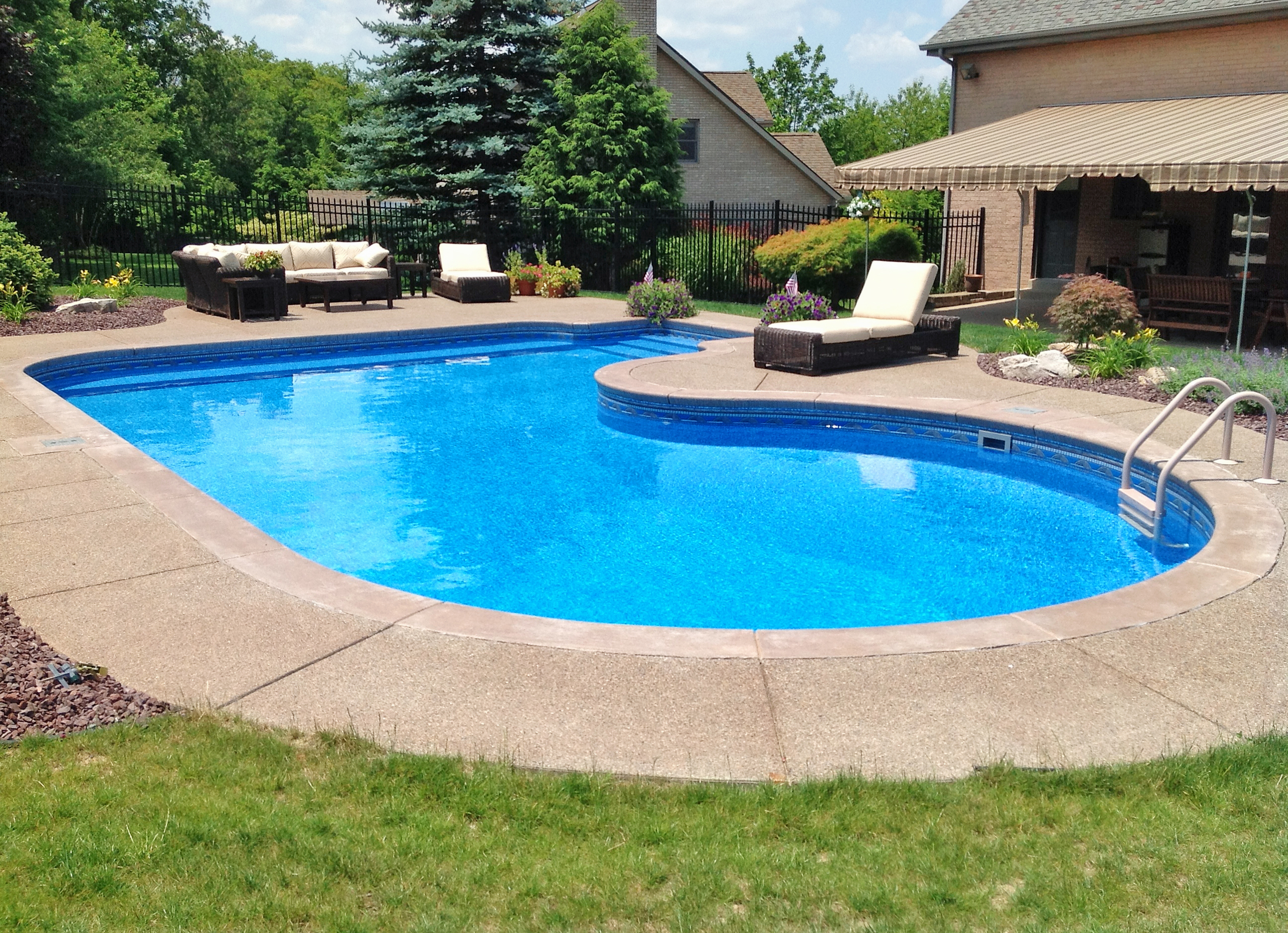 Gallery for Pool design mcmurray pa