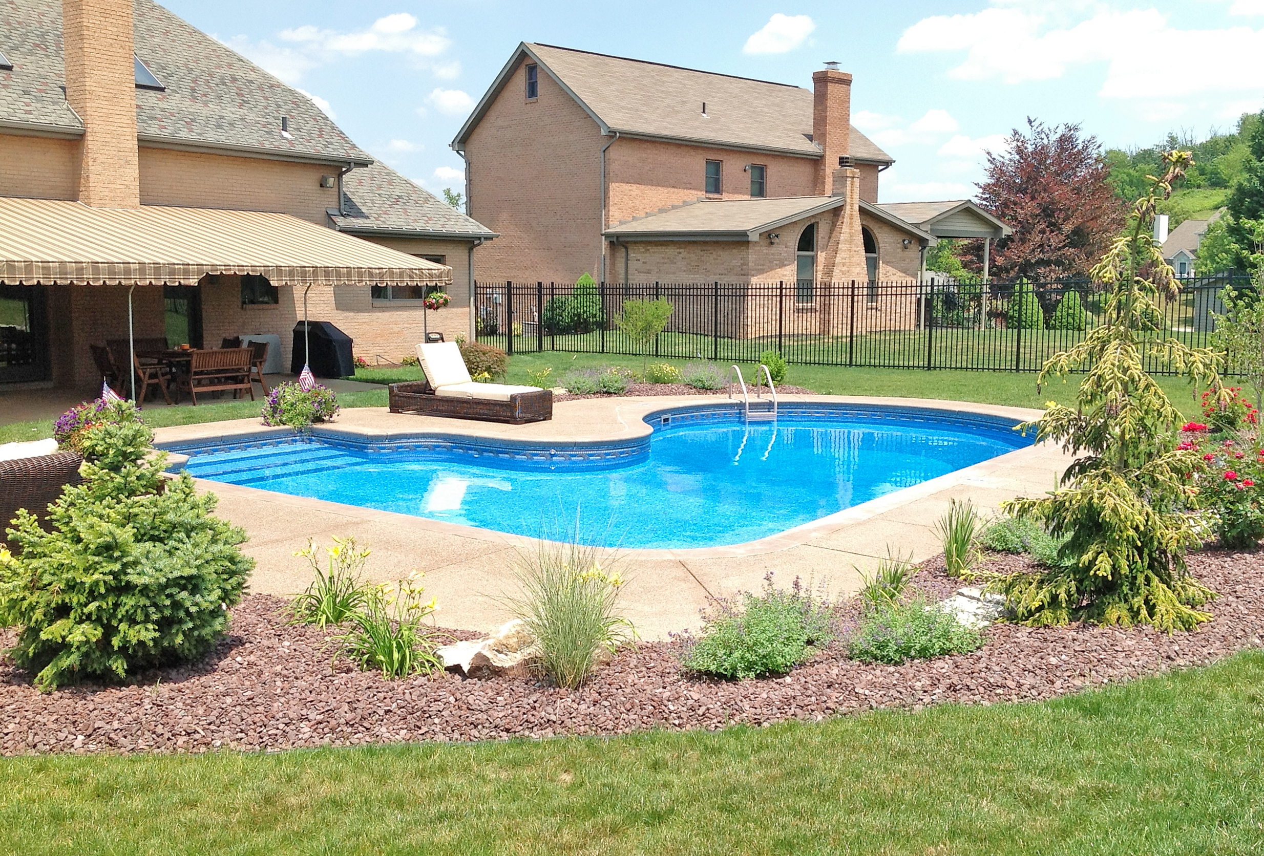 Gallery for Pool design 2015