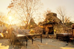 Outdoor Fireplaces & Heating