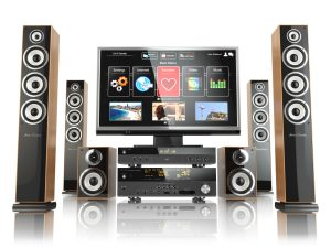 Outdoor Televisions & Sound